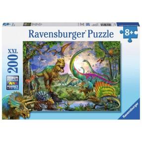 Ravensburger - Puzzle XXL Królestwo gigantów 200 elem. 127184