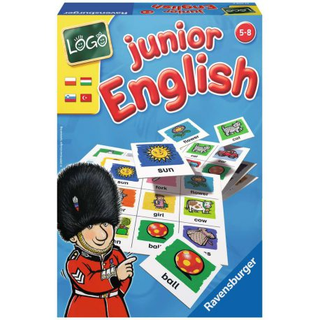 Ravensburger - Logo Junior English 240098