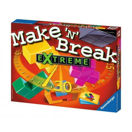 Ravensburger - Make 'n' Break Extreme 264995