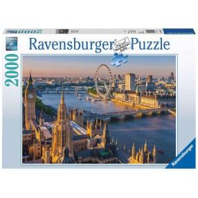 Ravensburger - Puzzle Nastrojowy Londyn 2000 elem. 166275