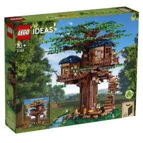 LEGO Ideas - Domek na drzewie 21318