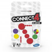 Hasbro - Gra karciana, karty Connect 4 E8388