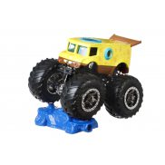 Hot Wheels Monster Truck - Metalowy pojazd SpongeBob Squarepants GJF47