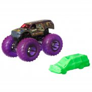 Hot Wheels Monster Truck - Metalowy pojazd One Bad Ghoul GJD93
