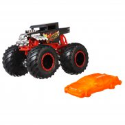 Hot Wheels Monster Truck - Metalowy pojazd Bone Shaker GJF00