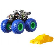 Hot Wheels Monster Truck - Metalowy pojazd Invader GJF31