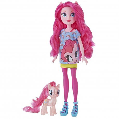 My Little Pony Equestria Girls - Lalka Pinkie Pie E5659