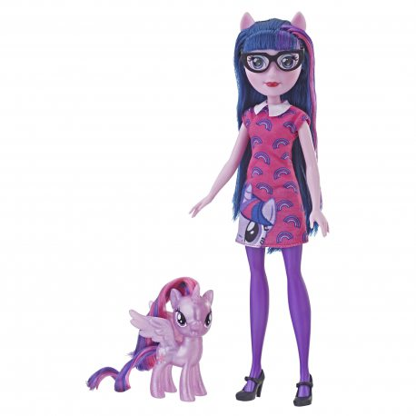 My Little Pony Equestria Girls - Lalka Twilight Sparkle E5660