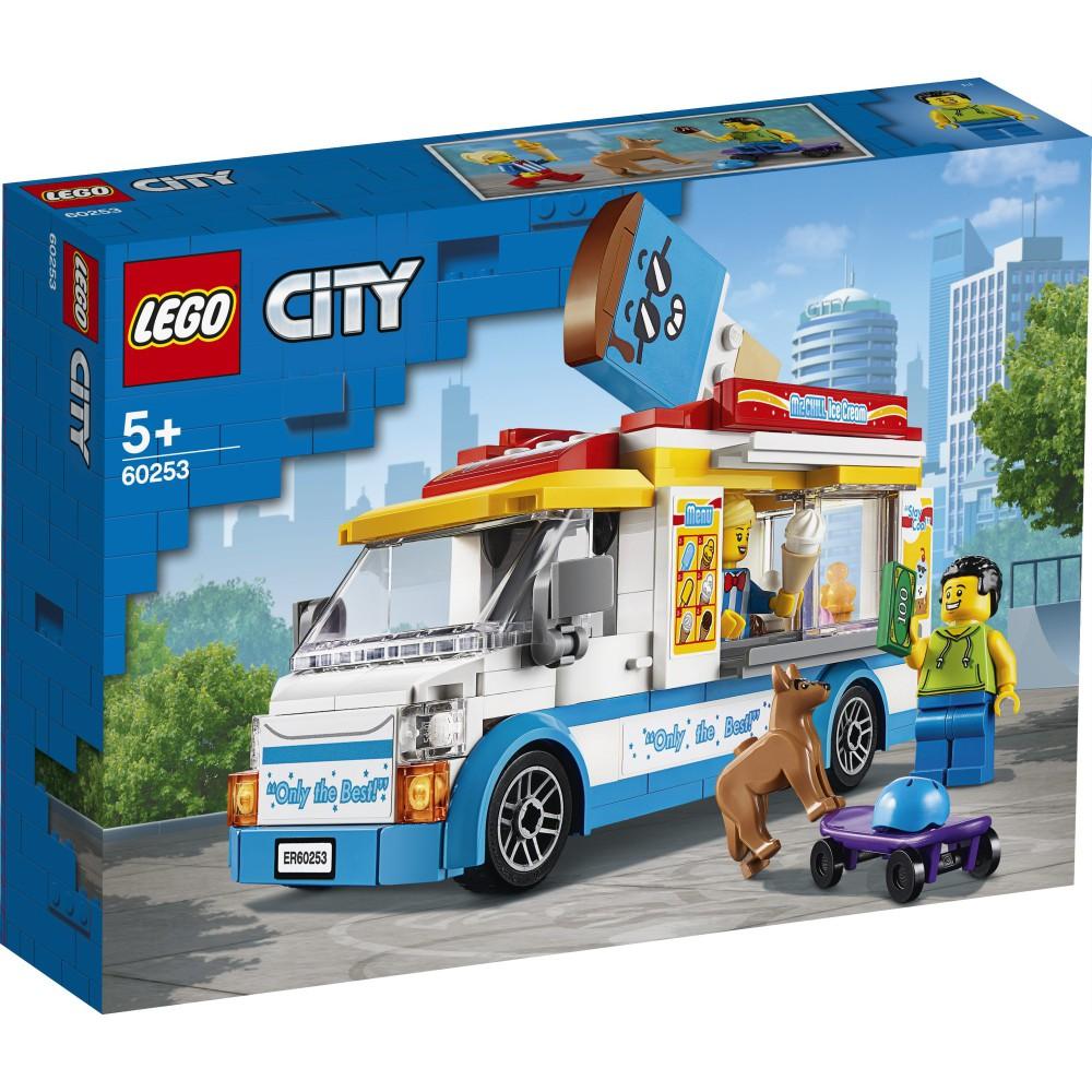 LEGO City - Furgonetka z lodami 60253