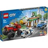 LEGO City - Napad z monster truckiem 60245