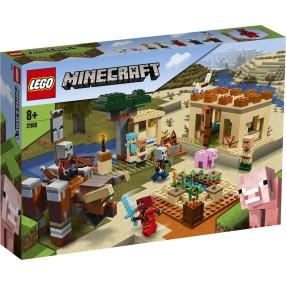 LEGO Minecraft - Najazd złosadników 21160