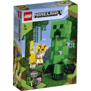 LEGO Minecraft - BigFig Creeper i Ocelot 21156