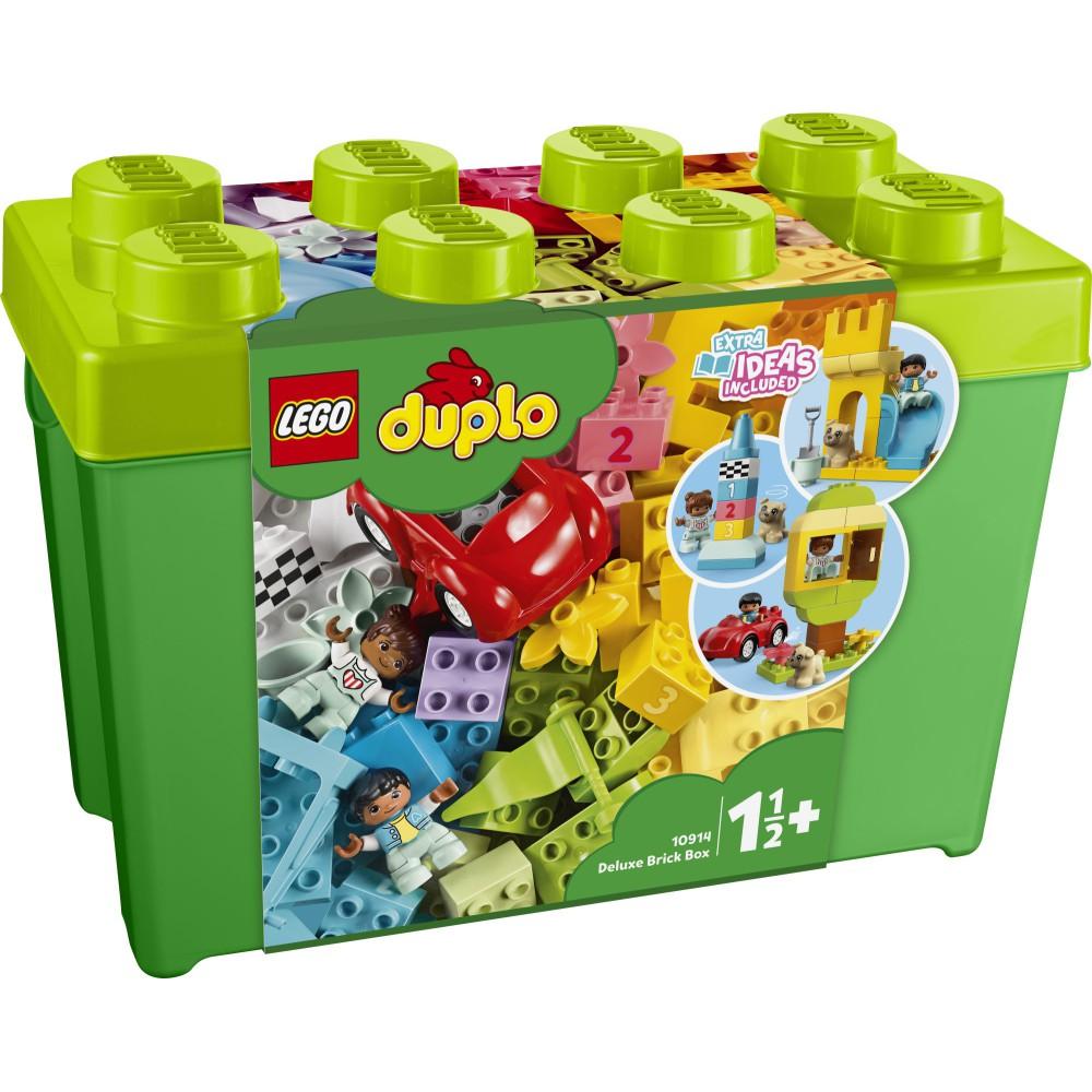 LEGO Duplo - Pudełko z klockami Deluxe 10914