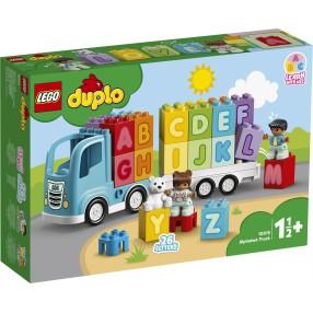LEGO Duplo - Ciężarówka z alfabetem 10915