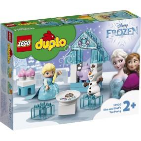 LEGO Duplo - Popołudniowa herbatka u Elsy i Olafa 10920