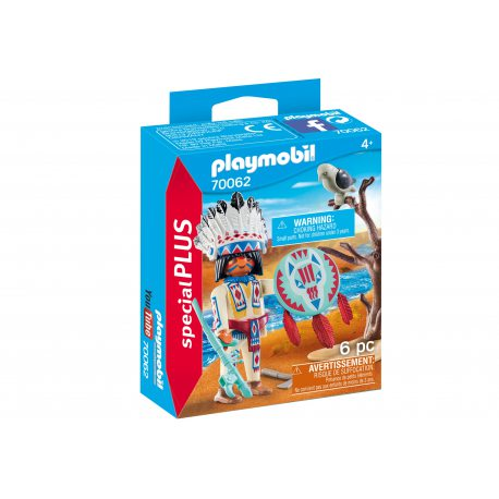 Playmobil - Wódz indian 70062