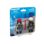 Playmobil - Duo Pack Strażacy 70081