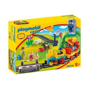 Playmobil - Moja pierwsza kolejka 70179