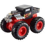Hot Wheels Monster Trucks Rev Tredz - Pojazd Bone Shaker FYJ76