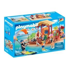 Playmobil - Szkółka sportów wodnych 70090