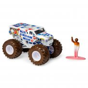 Spin Master Monster Jam - Superterenówka Ice Cream Man w skali 1:64 20116900