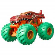Hot Wheels Monster Trucks - Metalowy Pojazd Mega-Wrex Skala 1:24 GJG75
