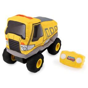 Spin Master - Moja pierwsza ciężarówka Wywrotka Plush Power RC 6055122