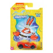 Hot Wheels SpongeBob - Samochodzik Ultra Rage Mr. Krabs GBB38