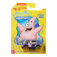 Hot Wheels SpongeBob - Samochodzik Monster Dairy Delivery Patrick GBB36