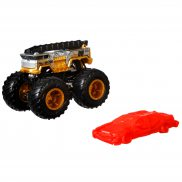 Hot Wheels Monster Trucks - Metalowy pojazd 5 Alarm GJF09