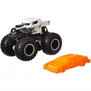 Hot Wheels Monster Trucks - Metalowy pojazd Bone Shaker GJF15