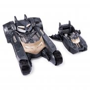 Spin Master Batman - Pojazd Batmobile i Batboat 2w1 6055952