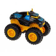Hot Wheels Monster Truck Bash Ups - Pojazd z kraksą Steer Clear GKD30
