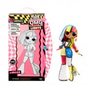 L.O.L. SURPRISE - O.M.G. LOL Lalka Fasion Angles Lights Series OMG 565178
