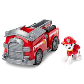 Psi Patrol - Pojazd z figurką Marshall Wóz strażacki 20114322