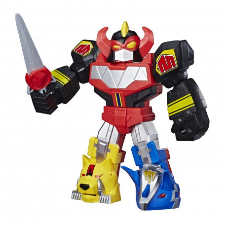 Hasbro Power Rangers - Mega Mighties Figurka 30 cm Megazord E6361