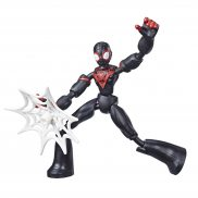 Hasbro Spider-Man Bend and Flex - Figurka 15 cm Miles Morales E7687