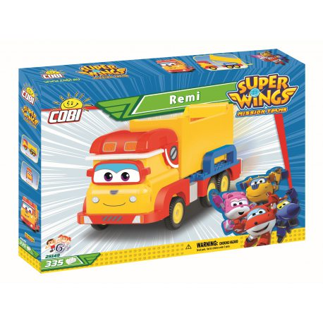 COBI Super Wings - Wywrotka Remi 25149