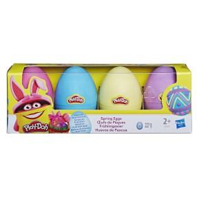 Play-Doh - Ciastolina Wielkanocne jajka 4-Pak 42573