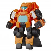 Playskool Transformers RSB - Rescue Bots Academy Wedge the Construction E3297