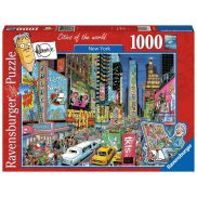 Ravensburger - Puzzle New York 1000 elem. 197323