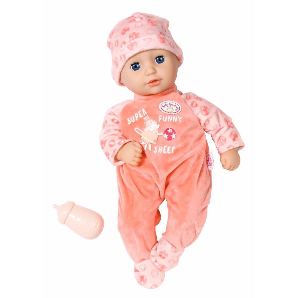 Baby Annabell - Lalka Mała Annabell so Soft 36 cm 702956