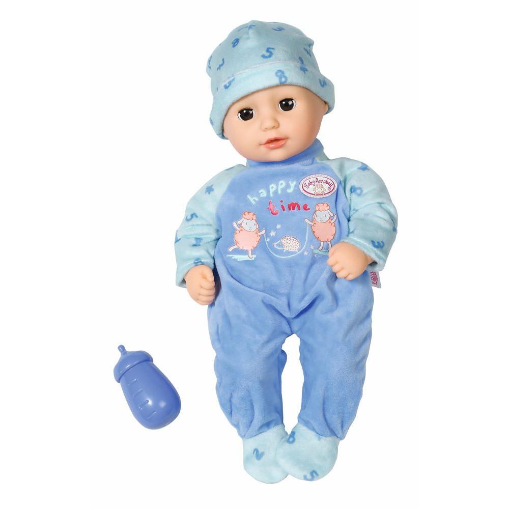Baby Annabell - Lalka Mały Alexander so Soft 36 cm 702963