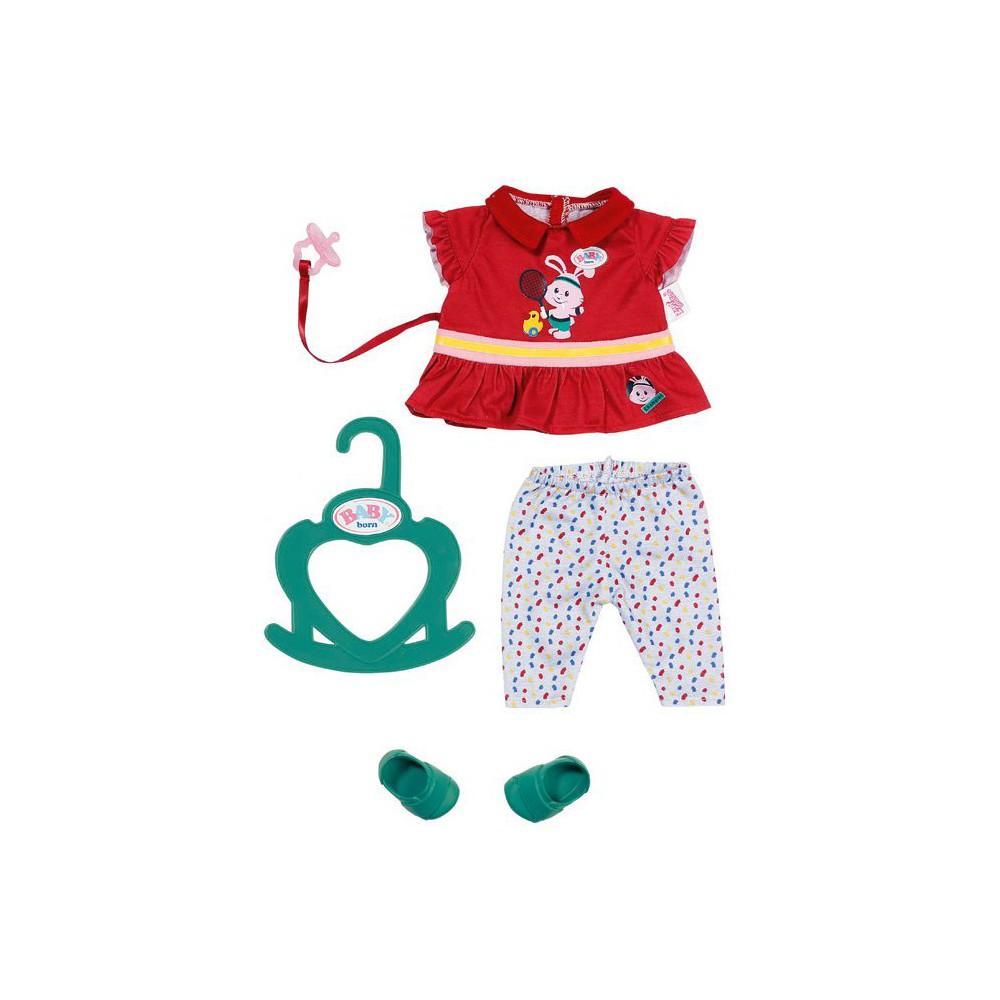 BABY born - Ubranko sportowe dla lalki 36 cm 827925 A