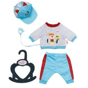 BABY born - Ubranko sportowe dla lalki 36 cm 827925 B