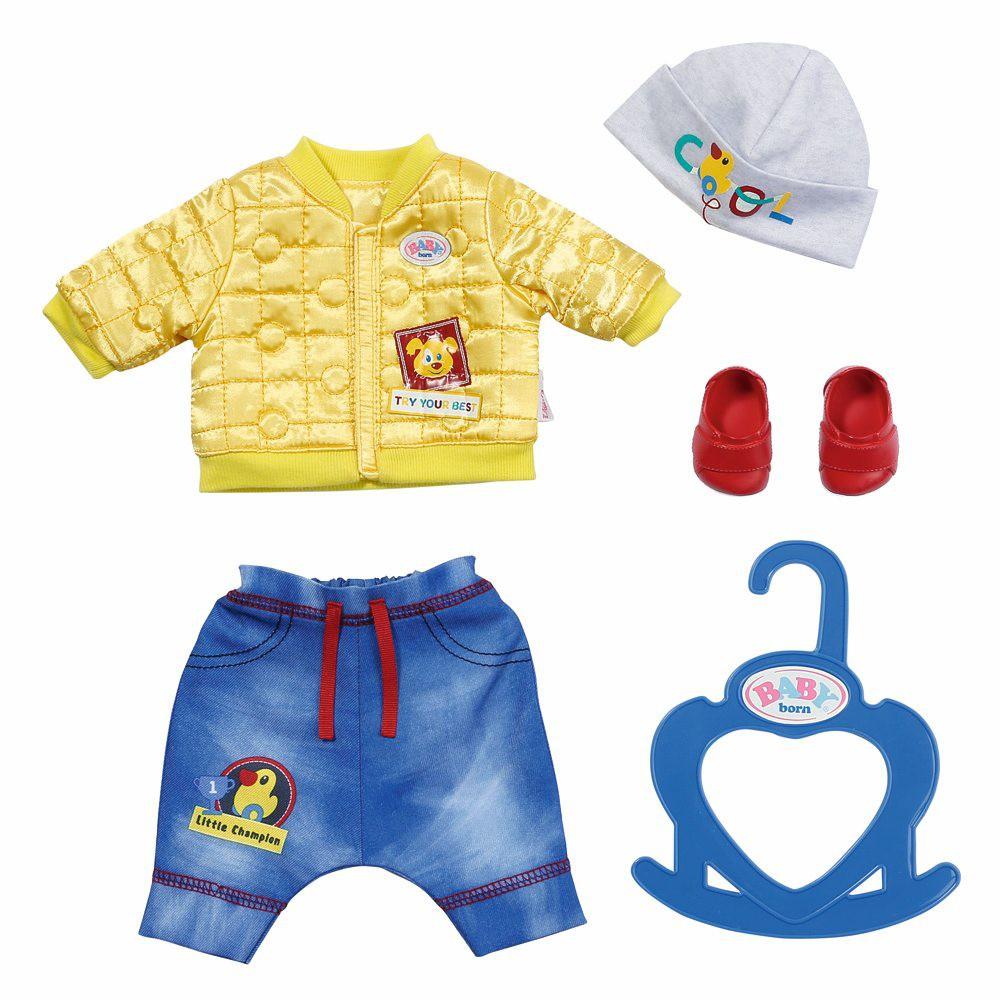 BABY born - Modna kurtka dla lalki 36 cm 827918