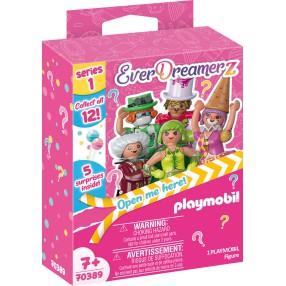 Playmobil - Pudełko niespodzianka - Candy World Seria 1 70389