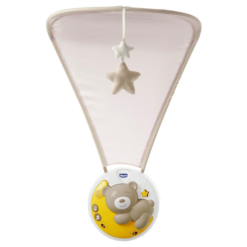 Chicco First Dreams - Projektor z baldachimem Next2Moon 3w1 Neutral 98280