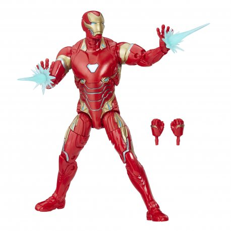 Hasbro Marvel Avengers Build a Figure - Figurka 15 cm Iron Man Legends Series 1 E1386