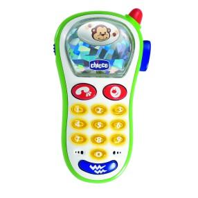 Chicco - Telefon z aparatem fotograficznym 60067